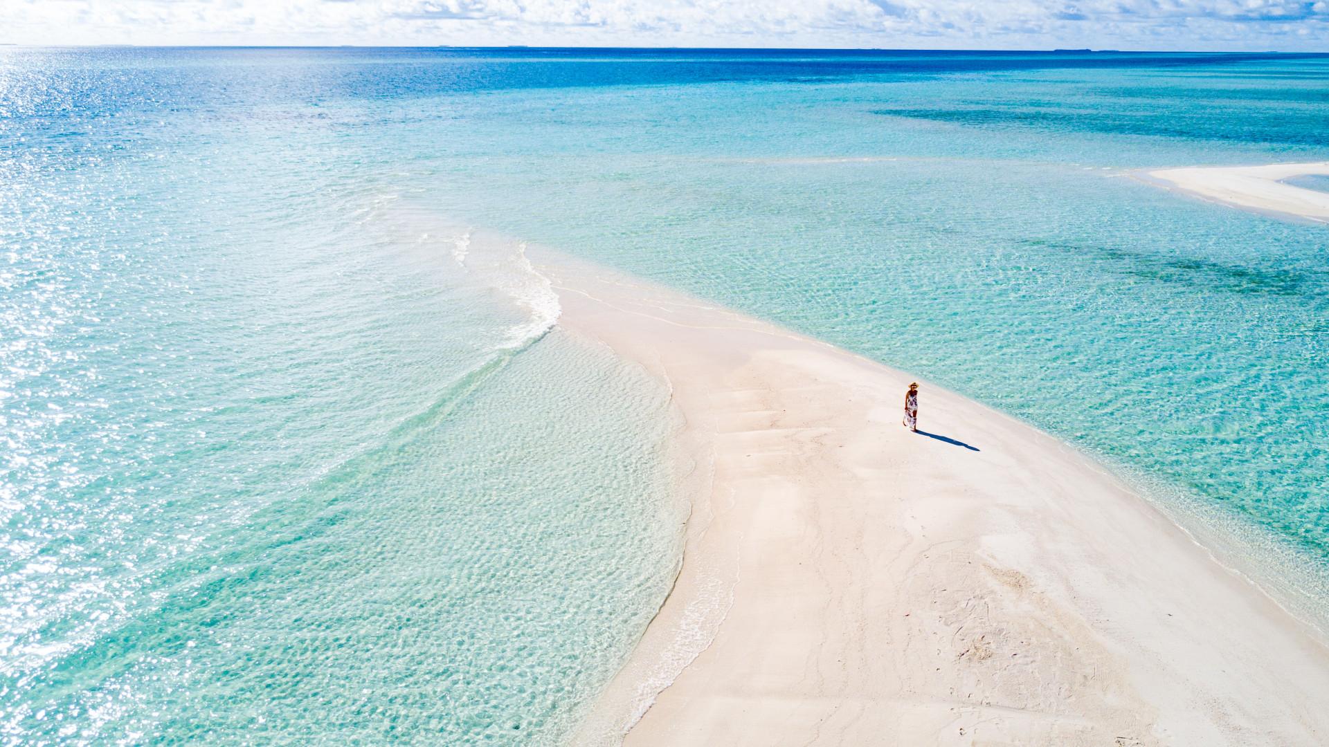 Sandbar at Kandima Maldives
