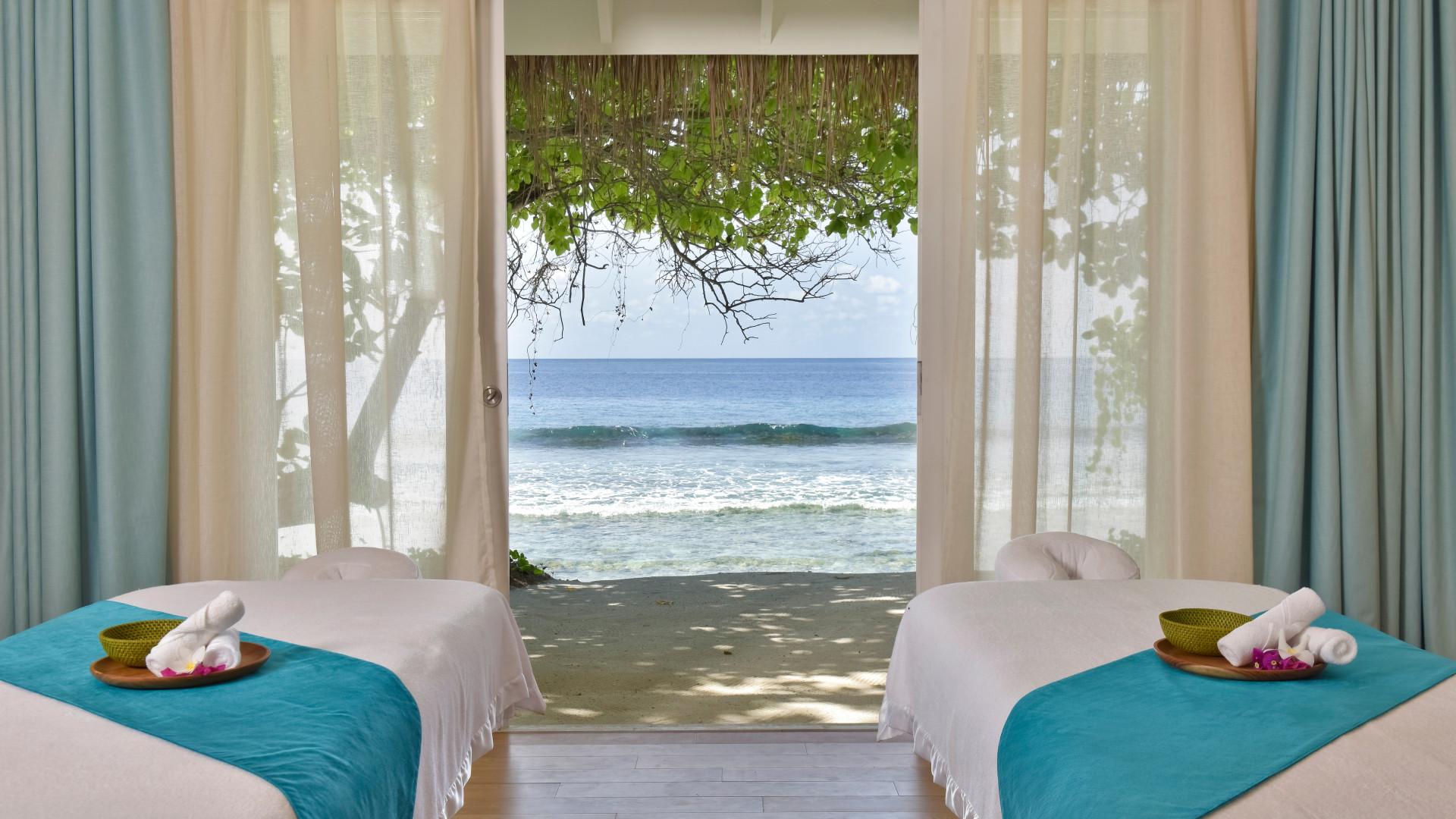 The esKape spa at Kandima Maldives