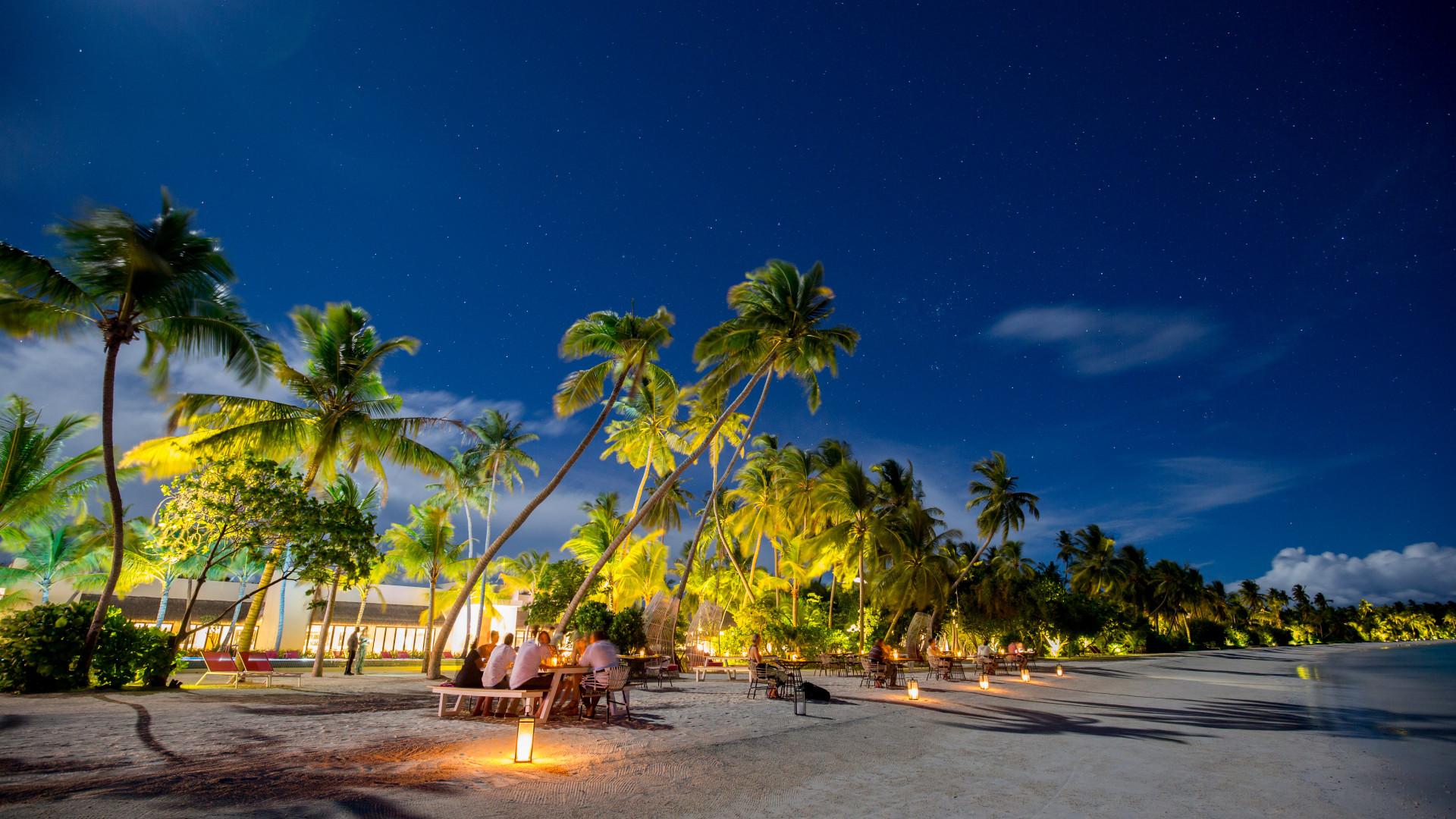 Outdoors at Kandima Maldives