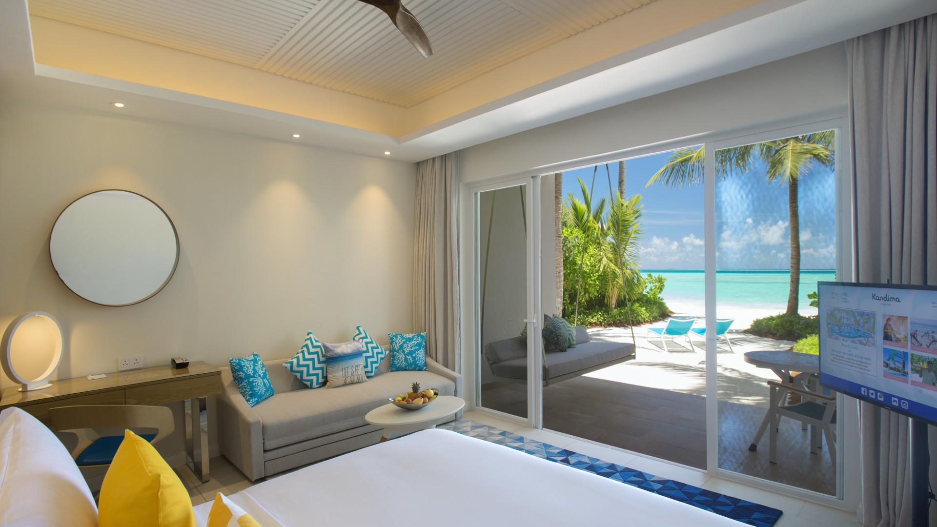 Kandima Maldives' groundbreaking Sky Studios
