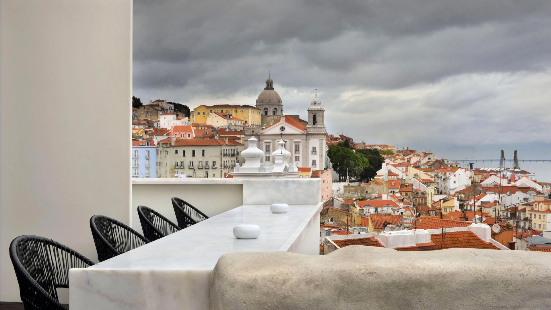 Memmo Alfama Hotel in Lisbon