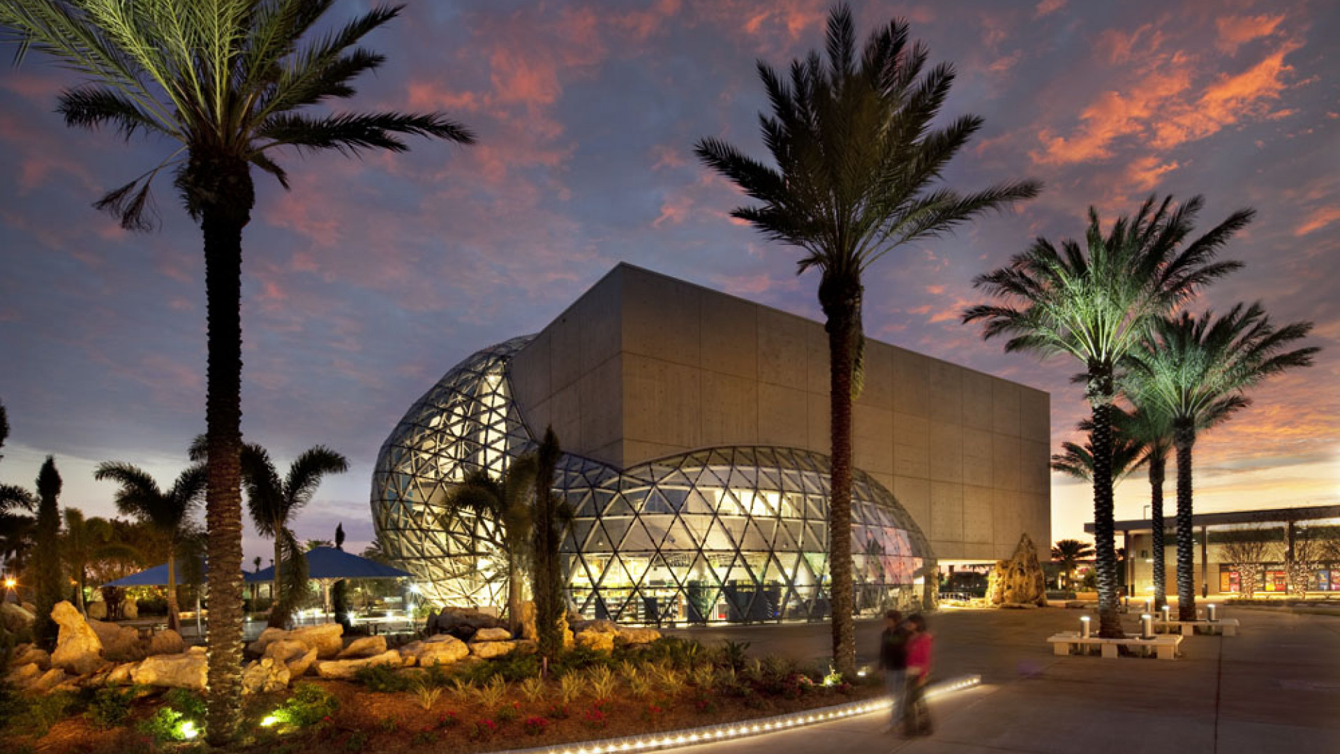 Dali Museum St Pete/Clearwater Florida