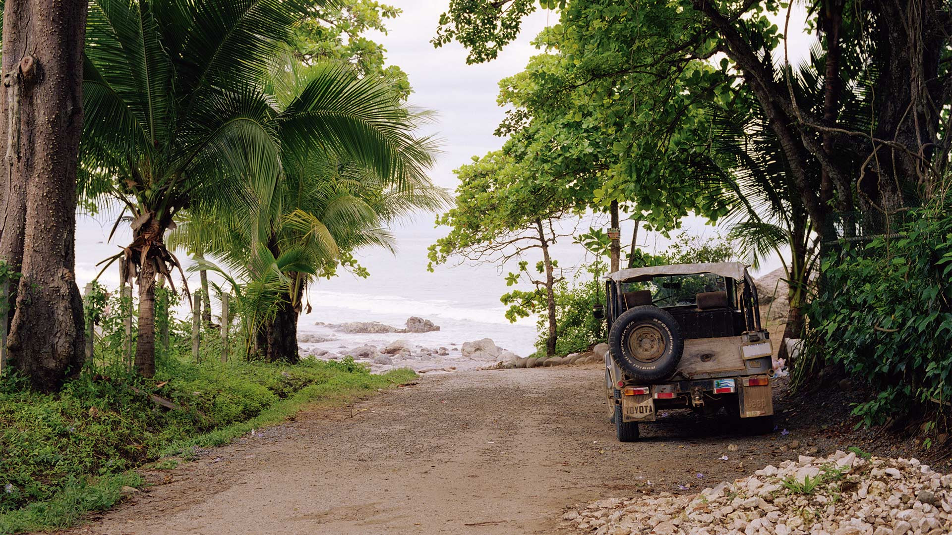 Road-tripping in Costa Rica's Nicoya Peninsula