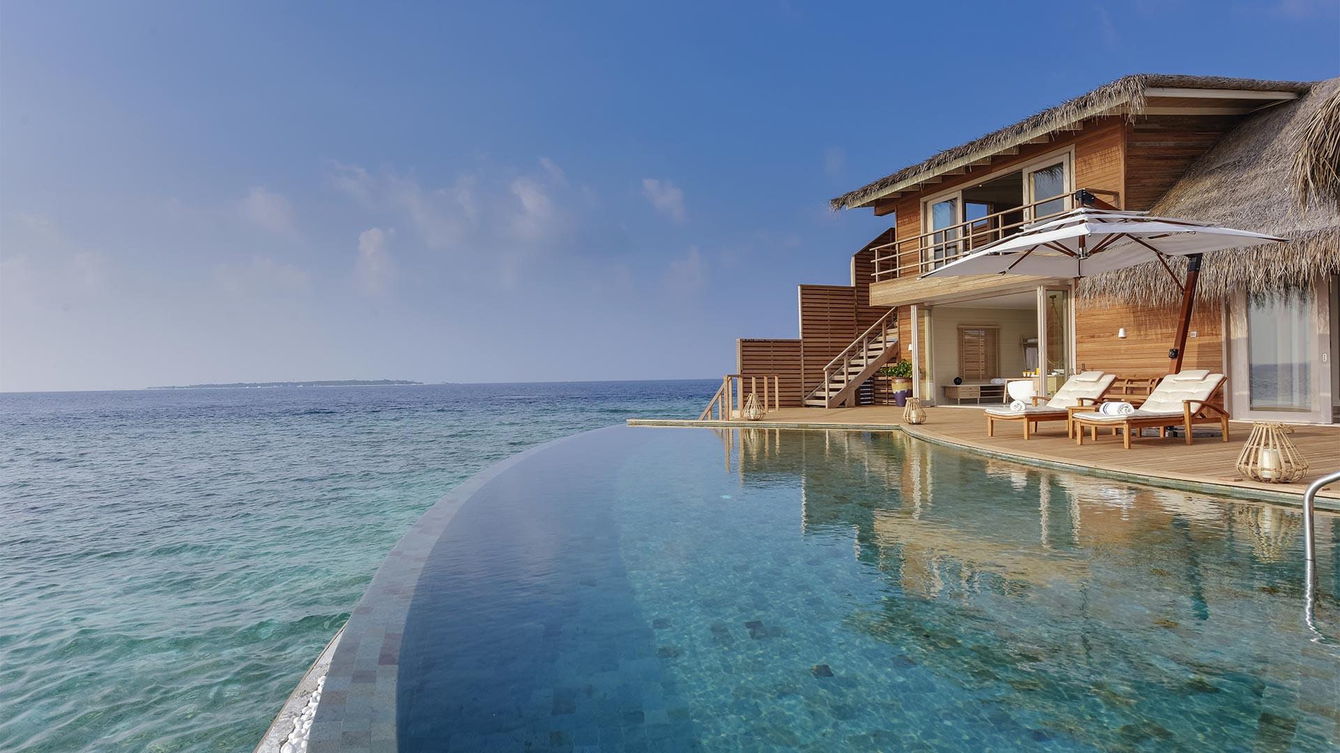 Milaidhoo Island Maldives' new Ocean Residence