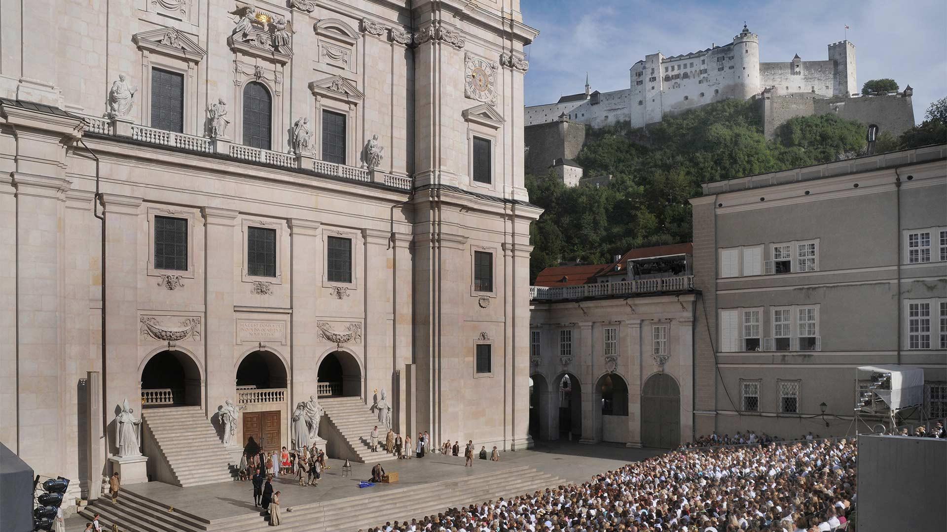 Salzburg festival, the highlight of the summer season