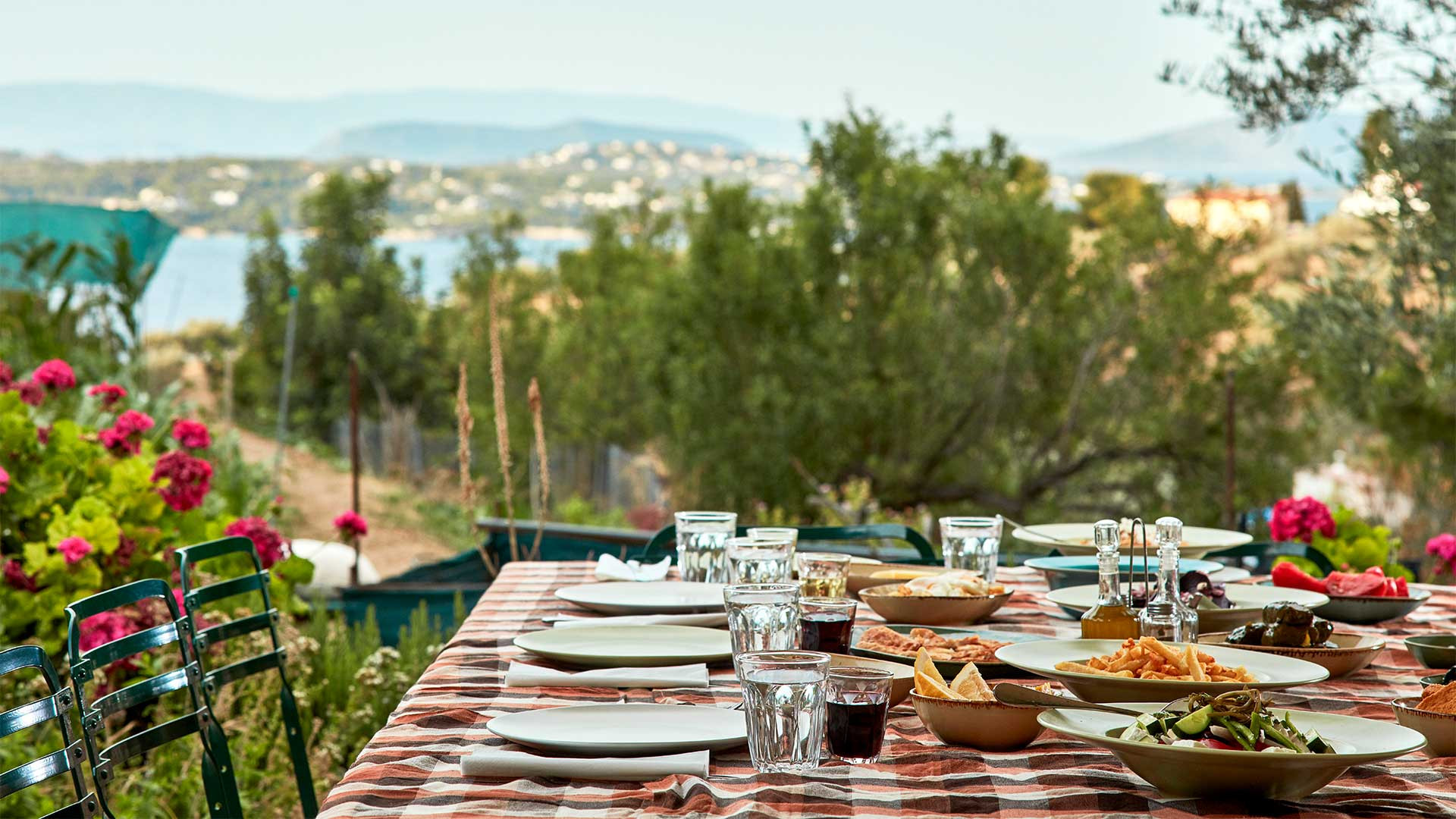The Poseidonian Grand Hotel, Spetses island, Greece