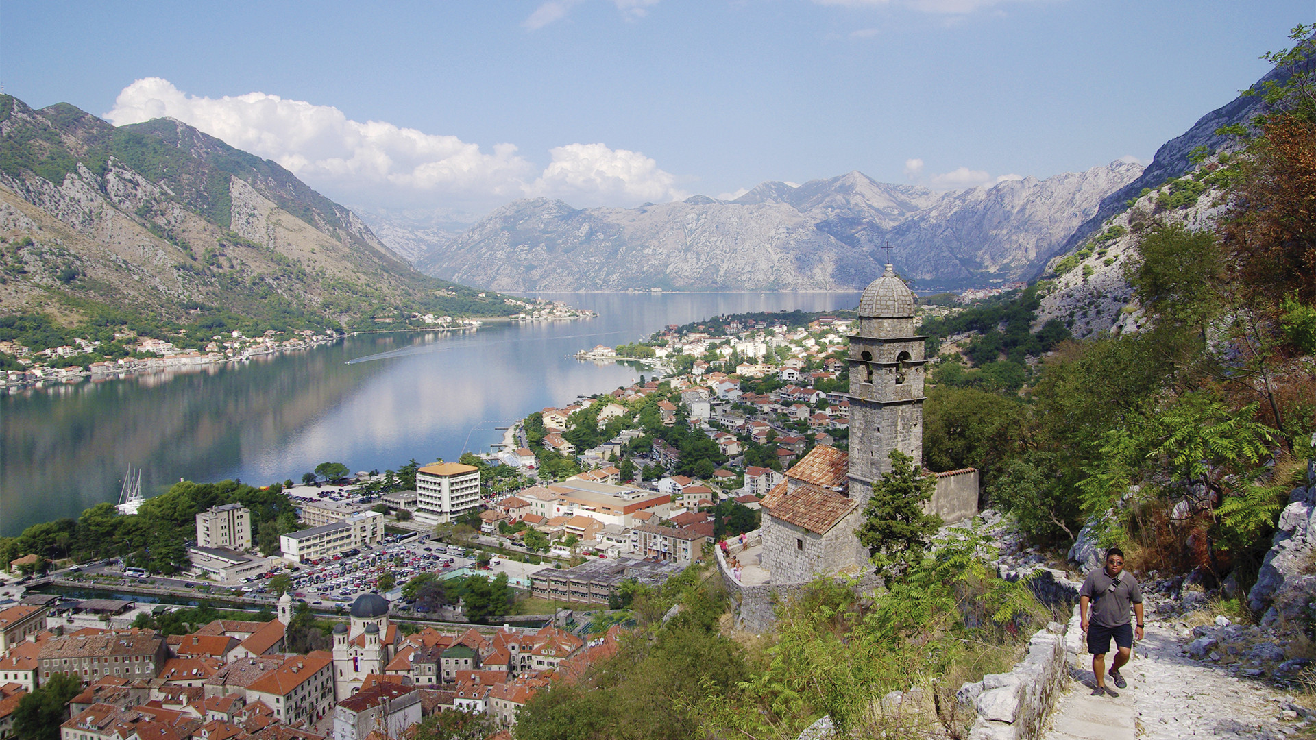 Exploring Montenegro with Intrepid Travel