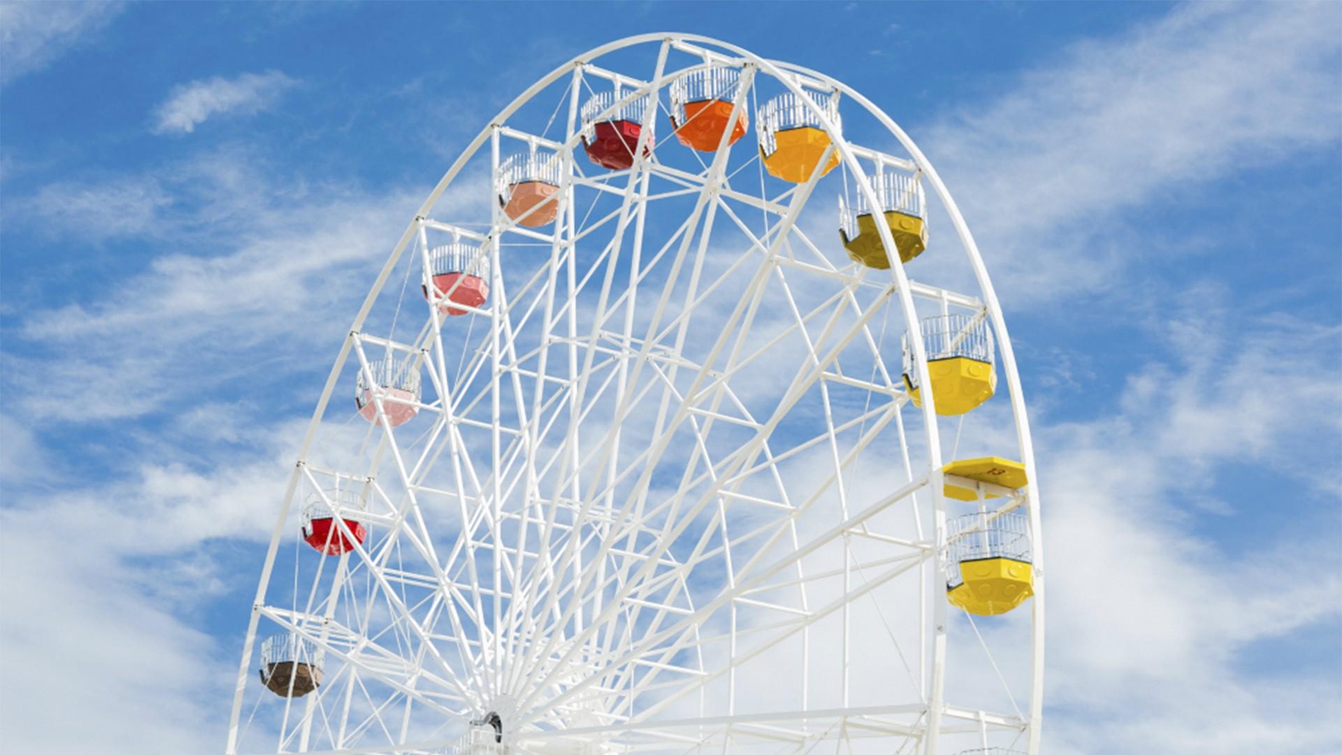 The Big Wheel at Margate's Dreamland