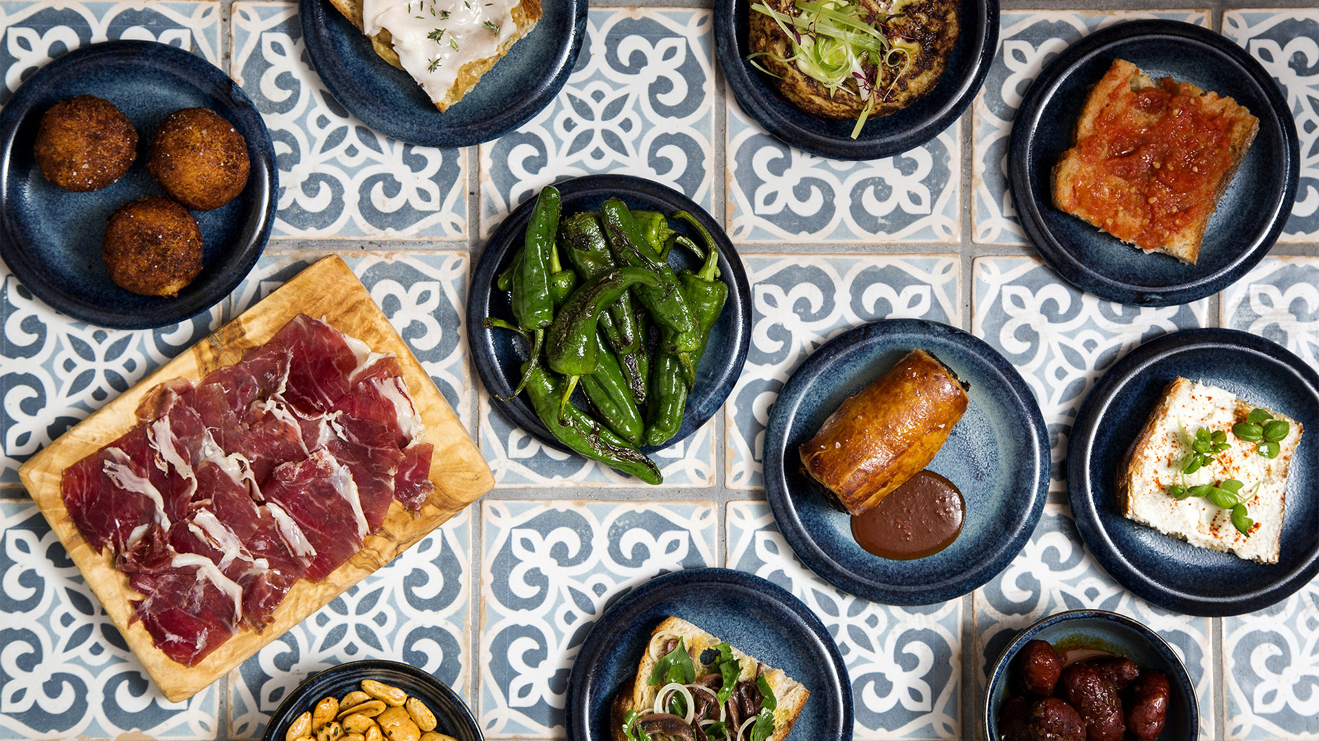 Tapas at The Wife of Bath
