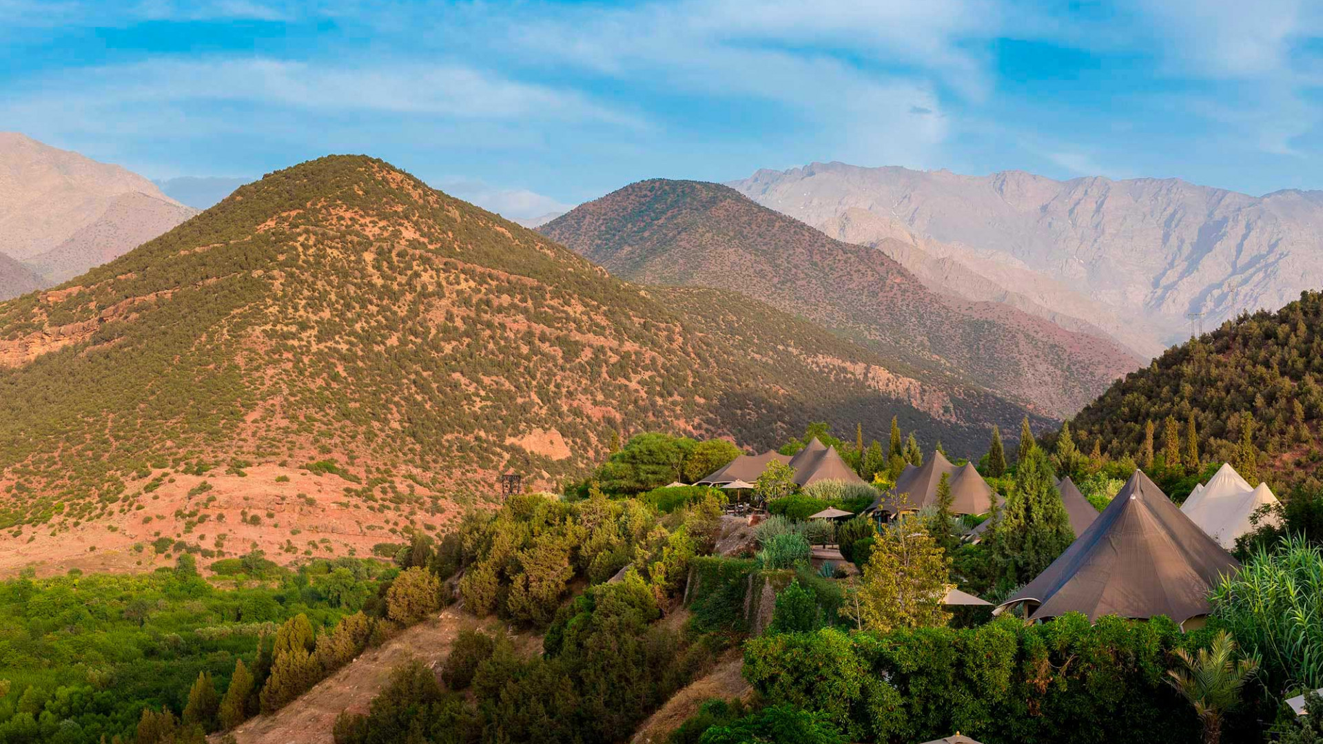 Atlas Mountains of Morocco