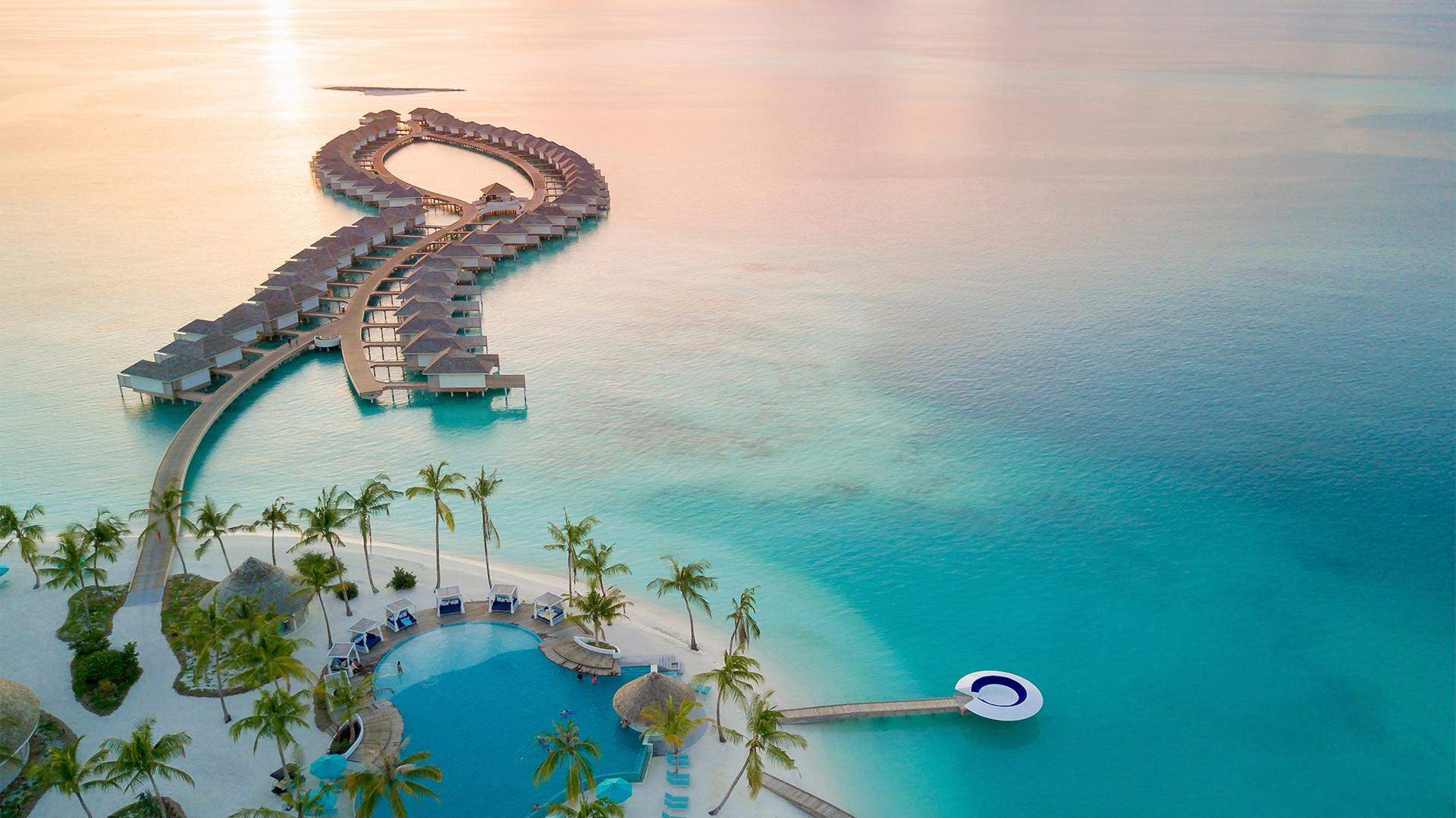 Kandima Resort in the Maldives