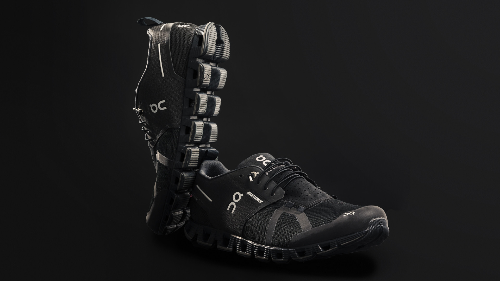 On Running Cloud WP running shoes