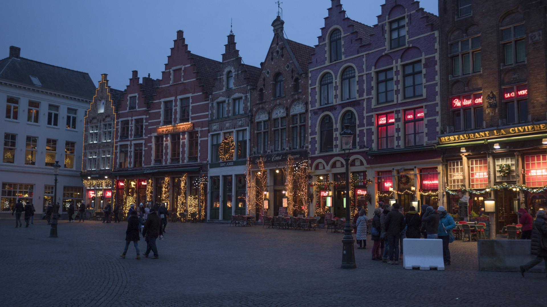 Bruges Christmas Market, Belgium