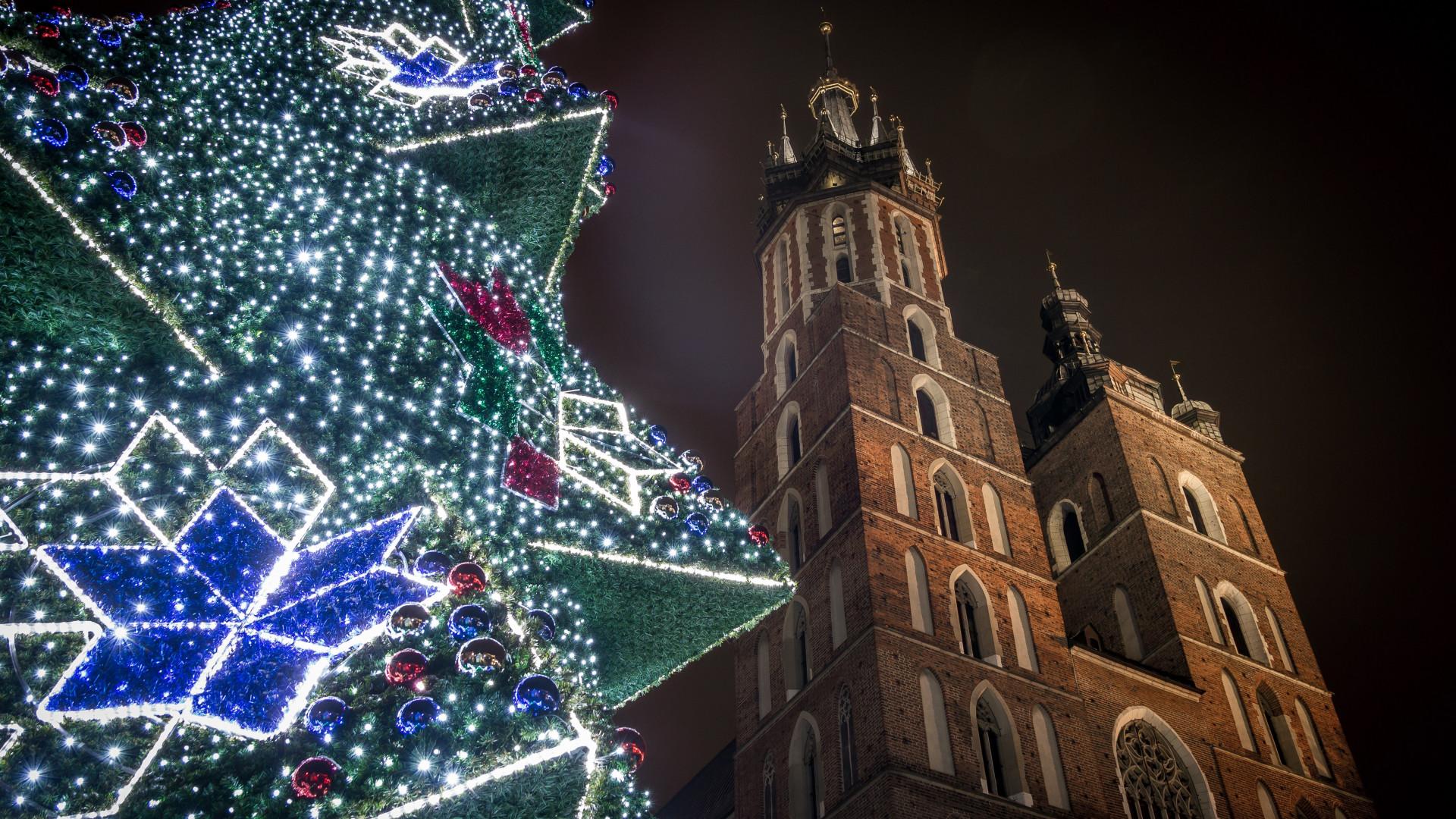 Krakow Christmas Market, Poland