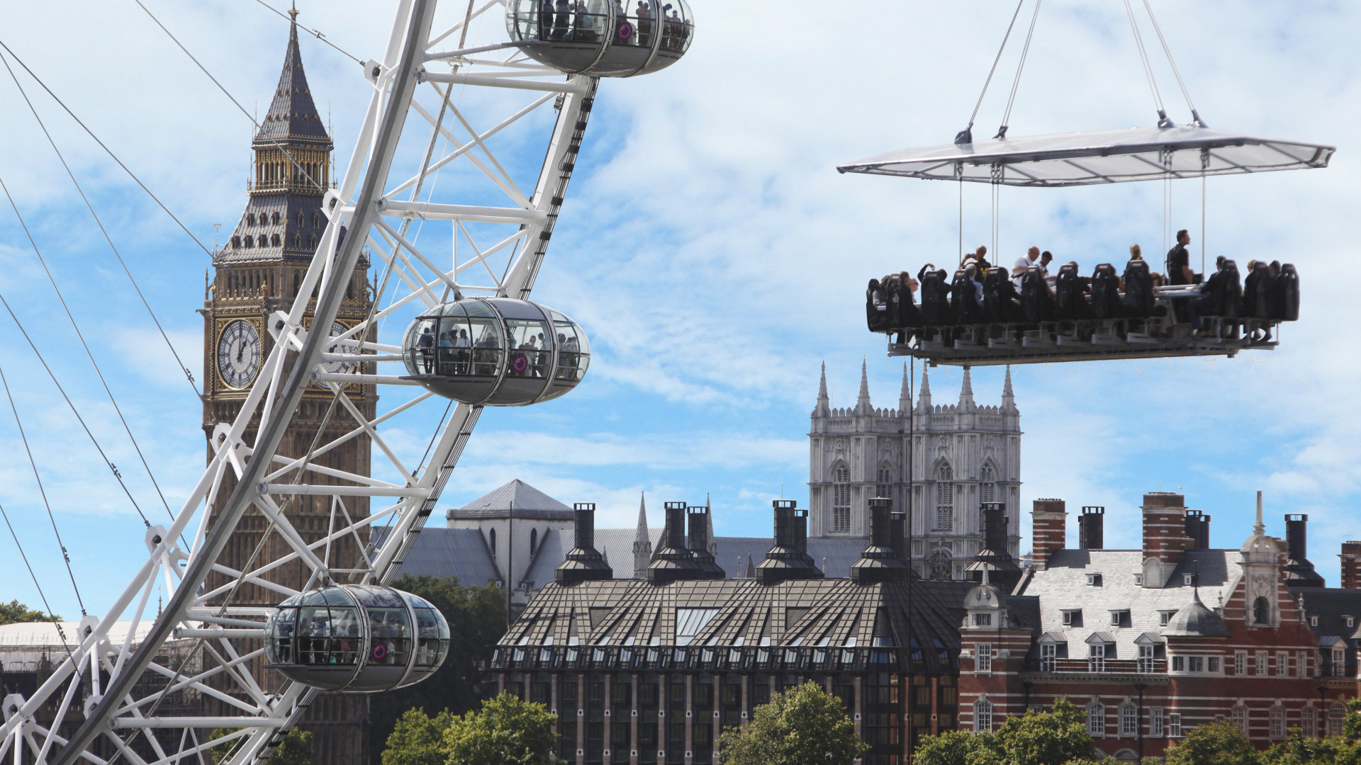 London in the Sky 2018