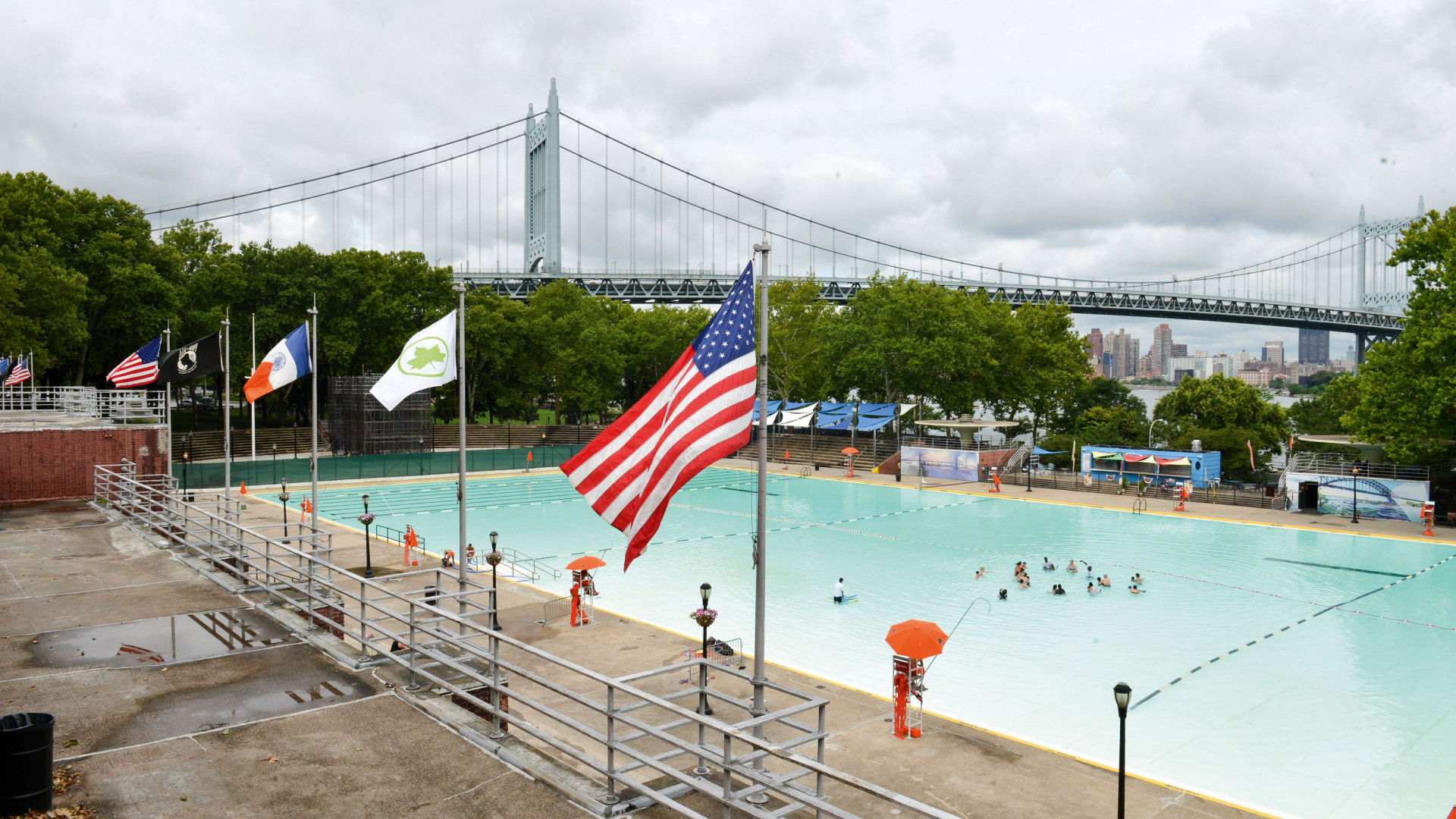 Astoria Pool in Queens, New York City