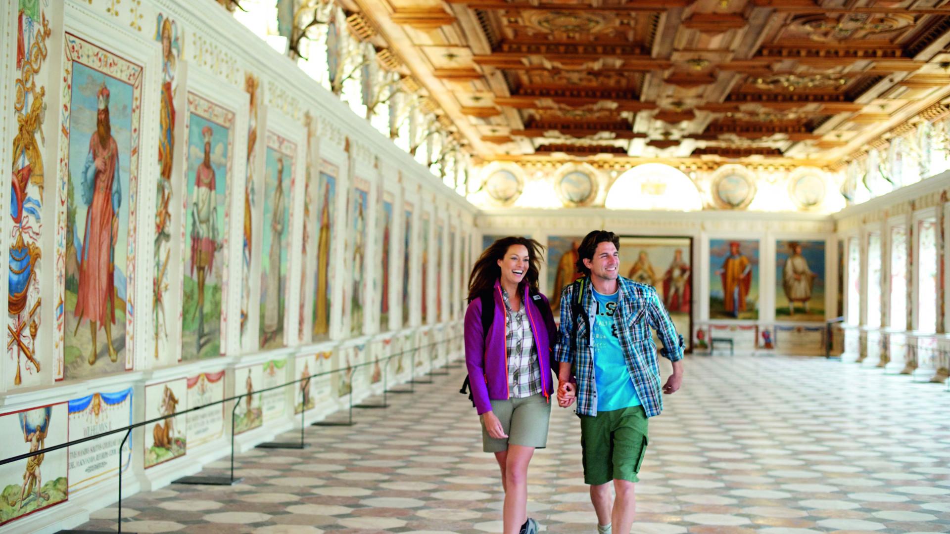 Exploring Innsbruck's heritage