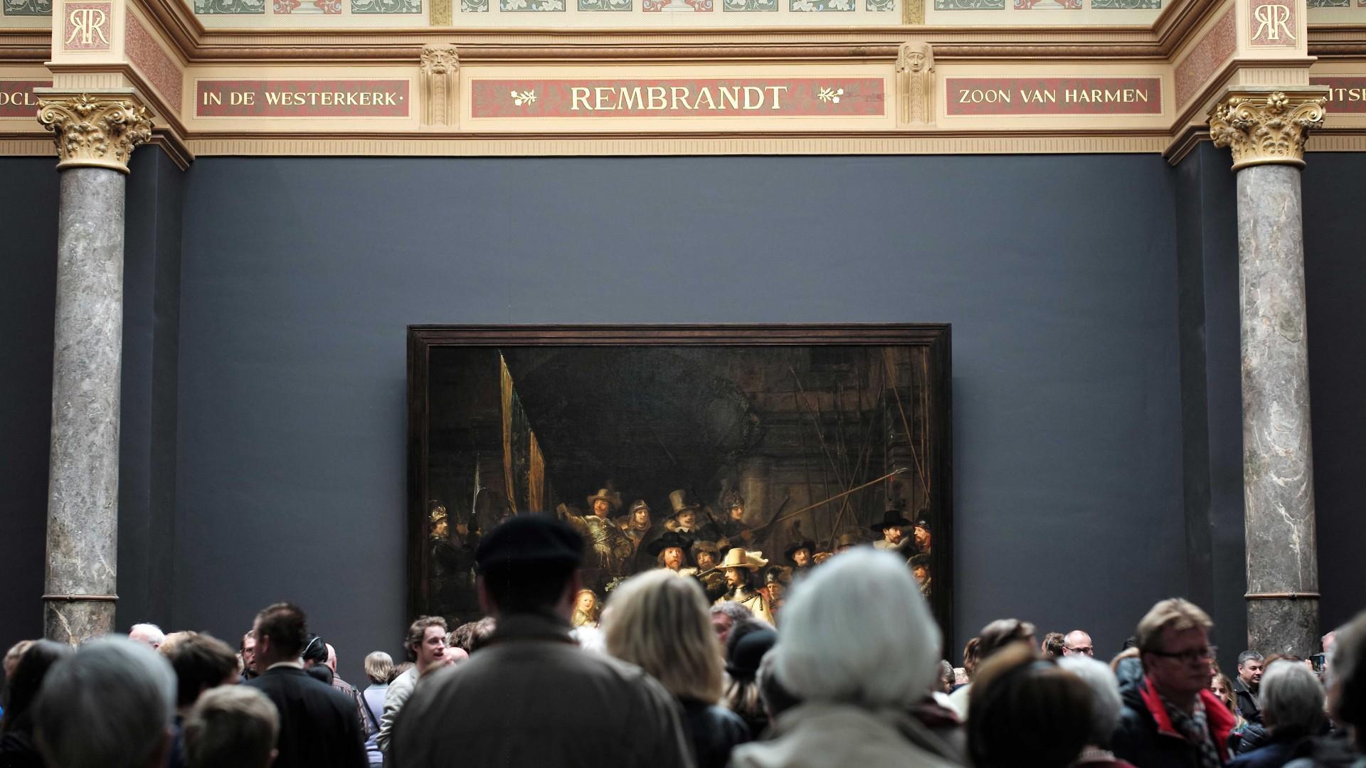 Best city breaks: Rijksmuseum in Amsterdam