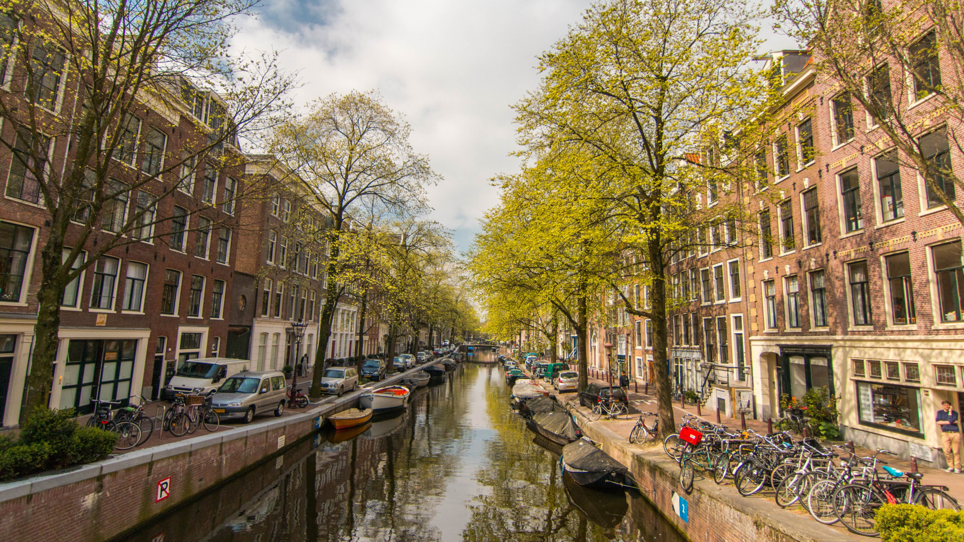 Best city breaks: the canals of Amsterdam