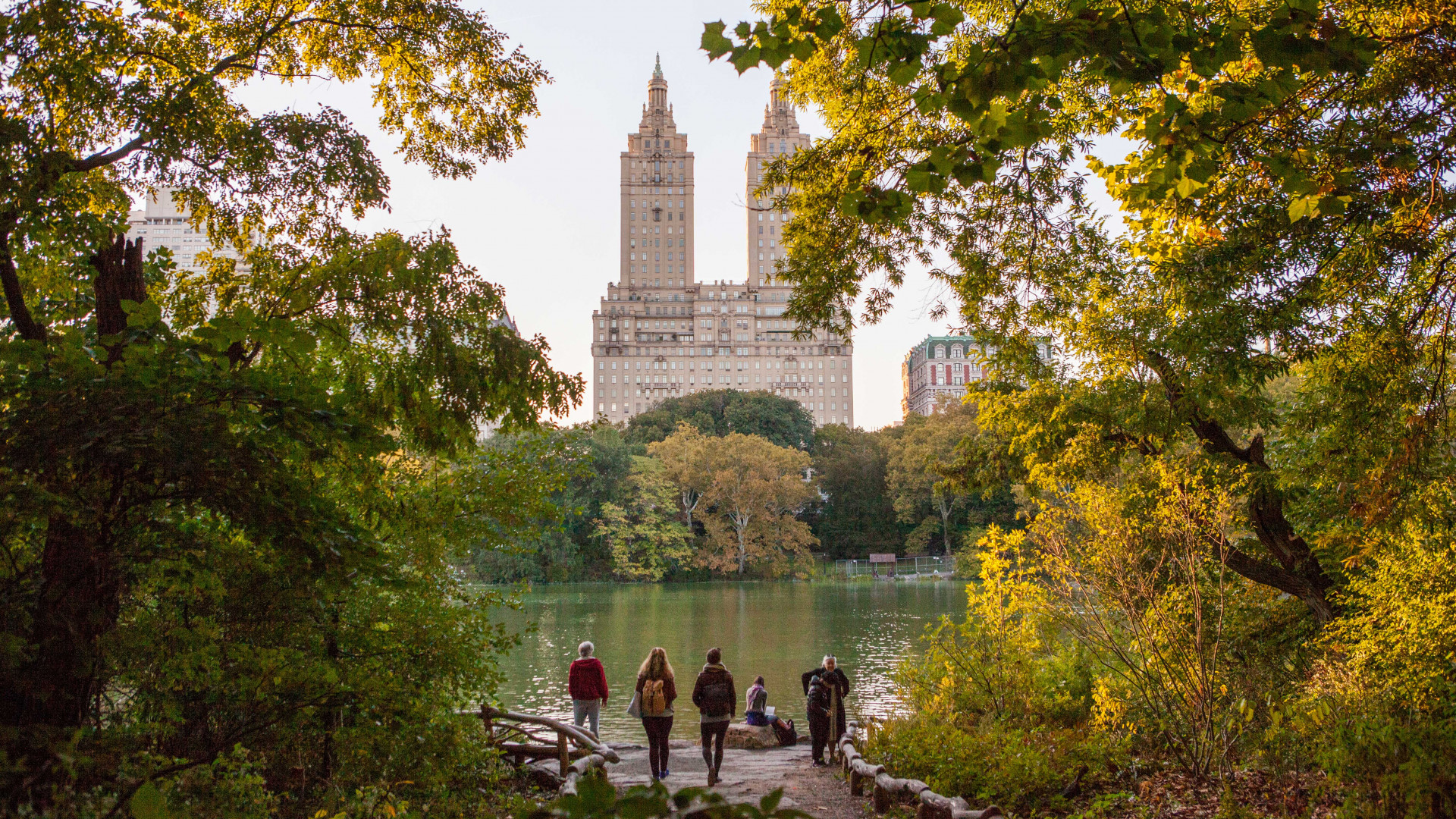 Best city breaks: Central Park, NYC