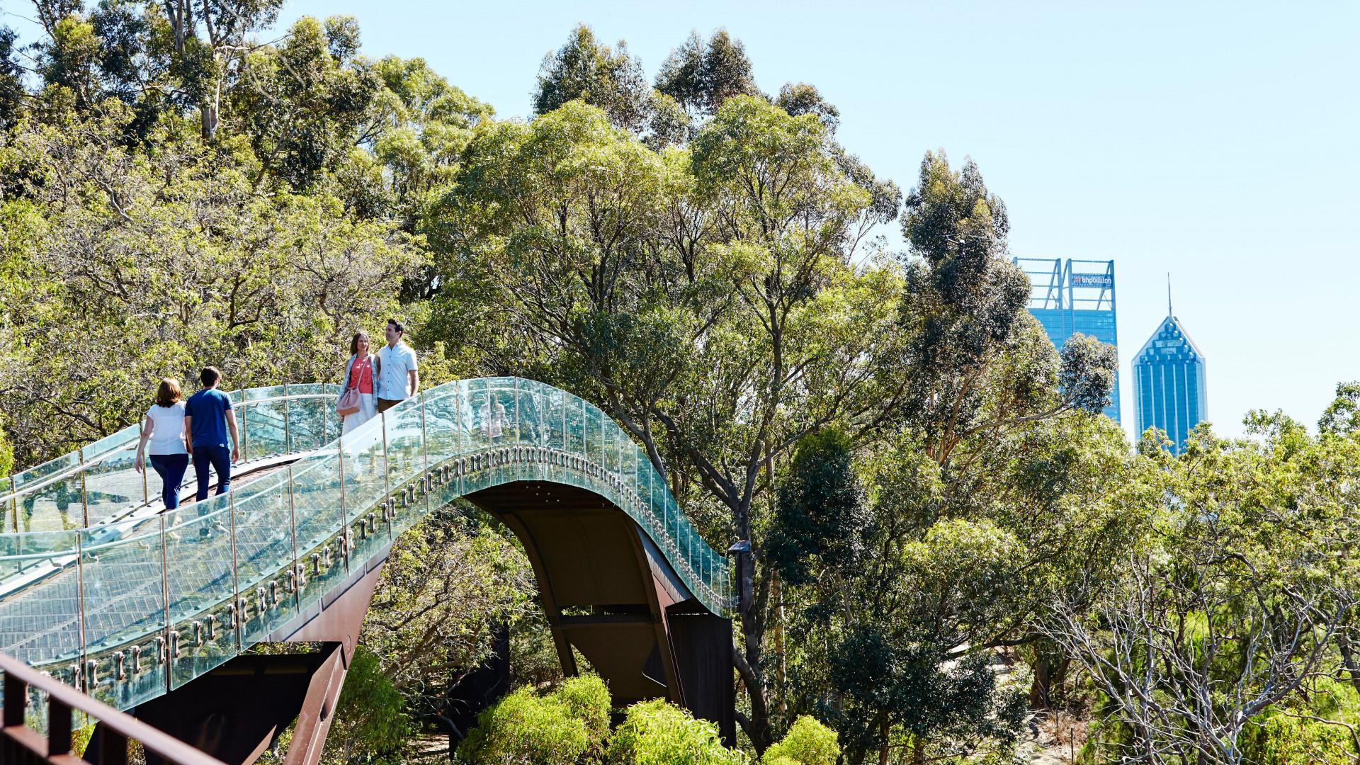 Best city breaks: park in Perth, Western Australia