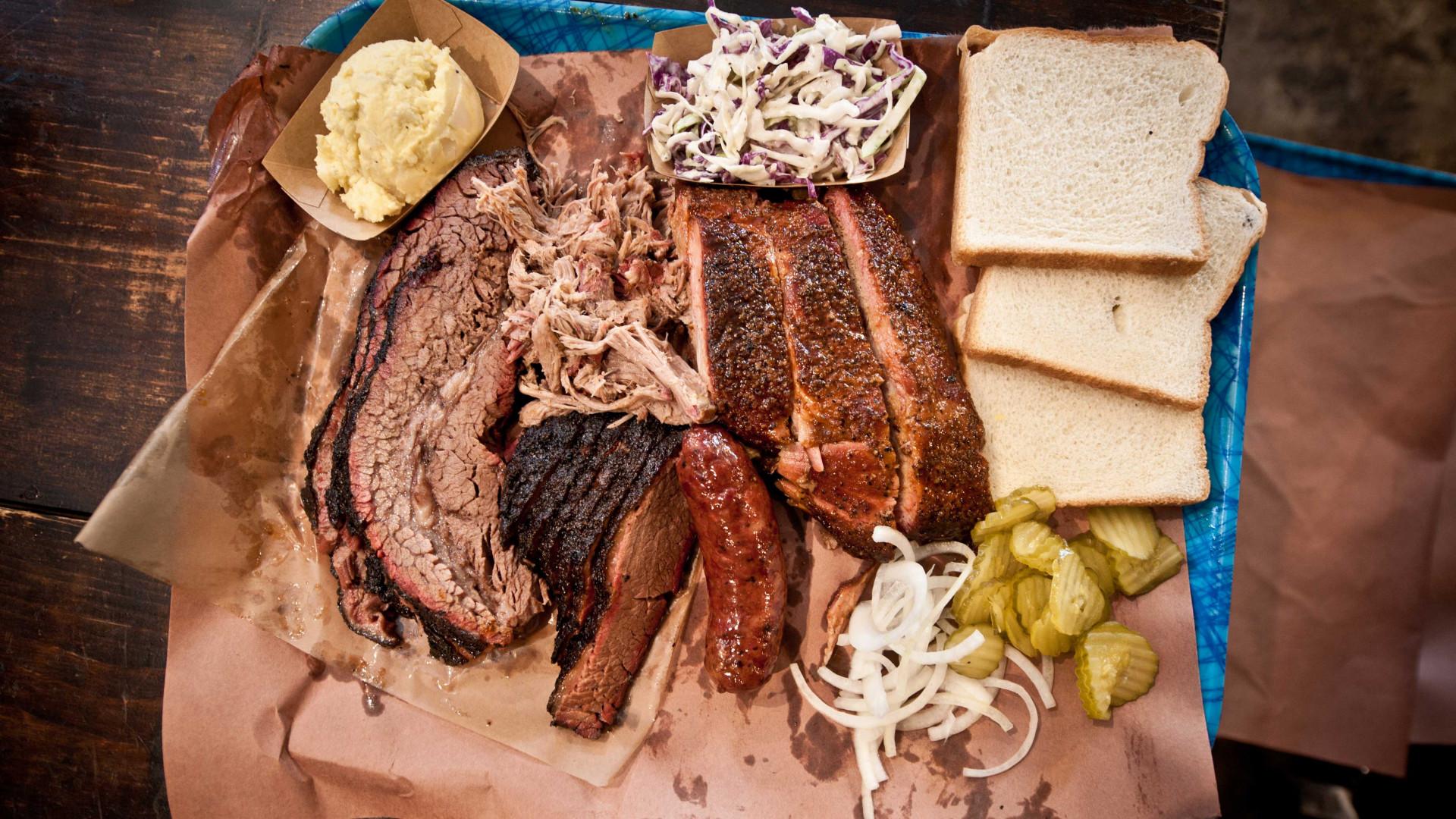 BBQ in Austin, Texas