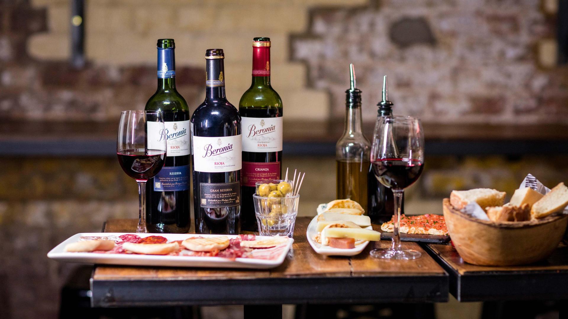 Beronia wine