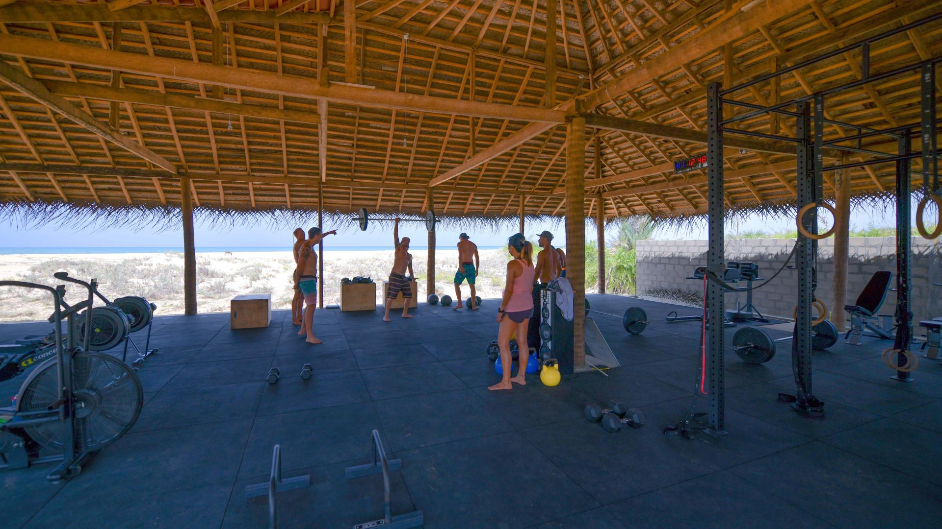 The BNKR Indian Ocean boot camp