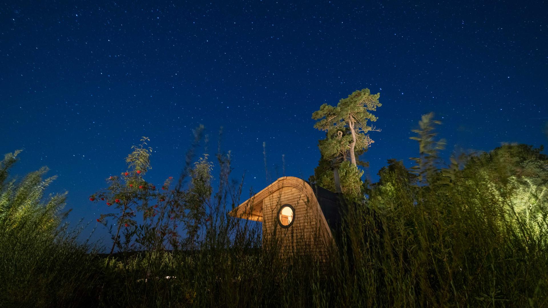 Cynefin Retreats | Starry skies