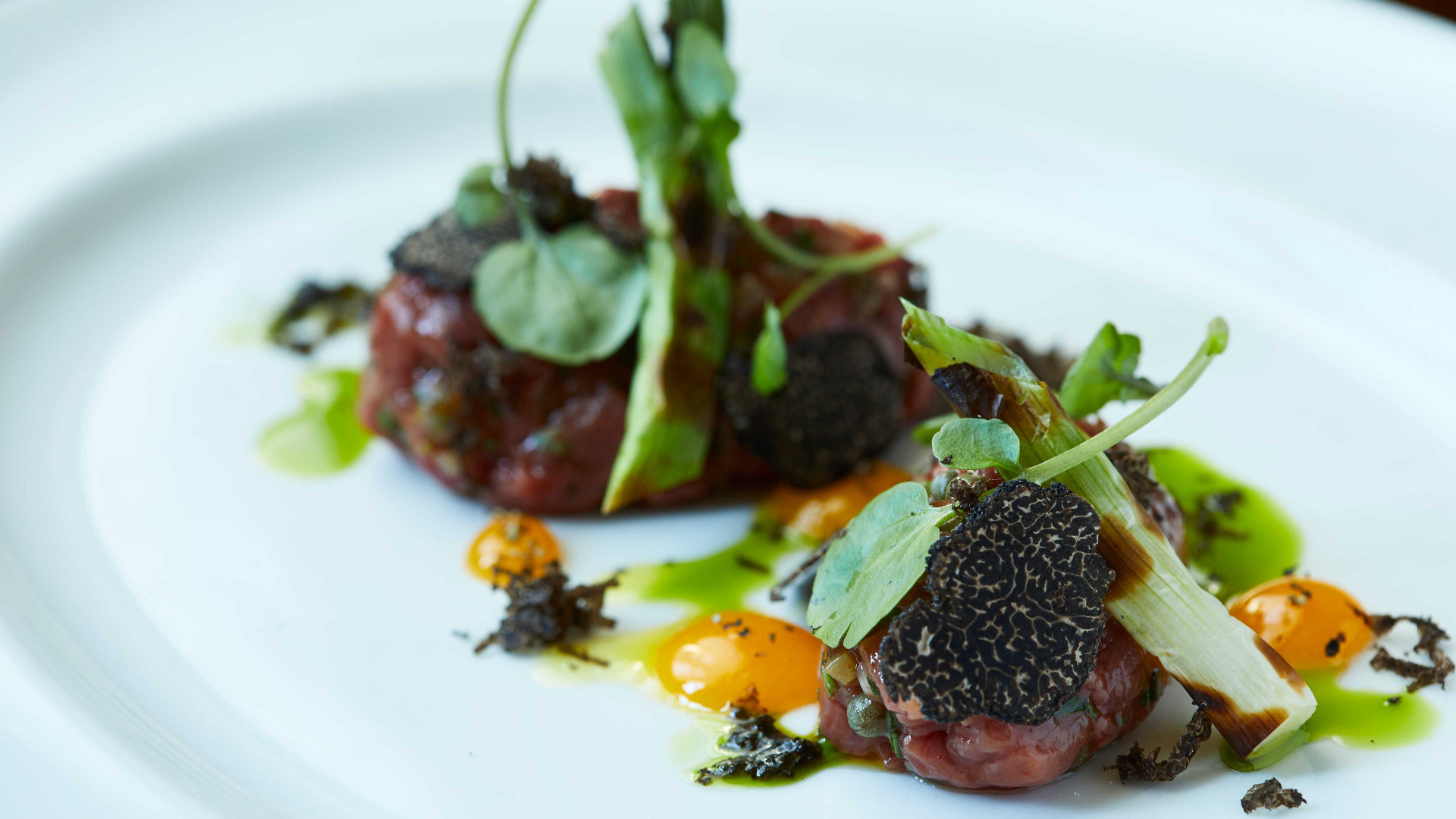 The Duncombe Arms   High-end cooking