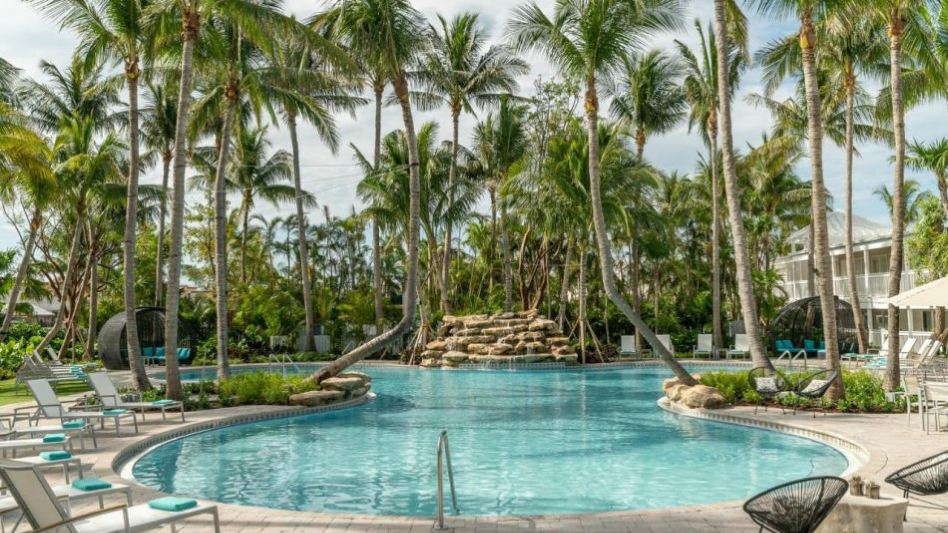 World's Most Awesome Swimming Pools: The Inn at Key West Florida