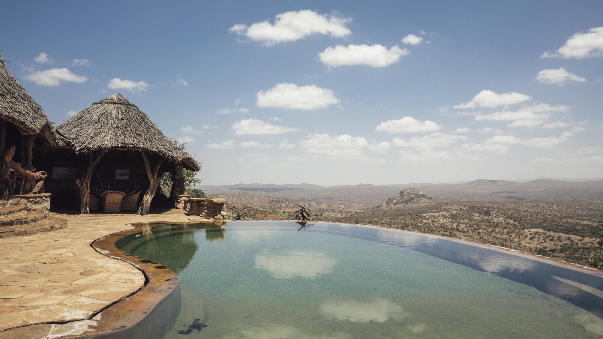 World's Most Awesome Swimming Pools: Ol Malo Kenya
