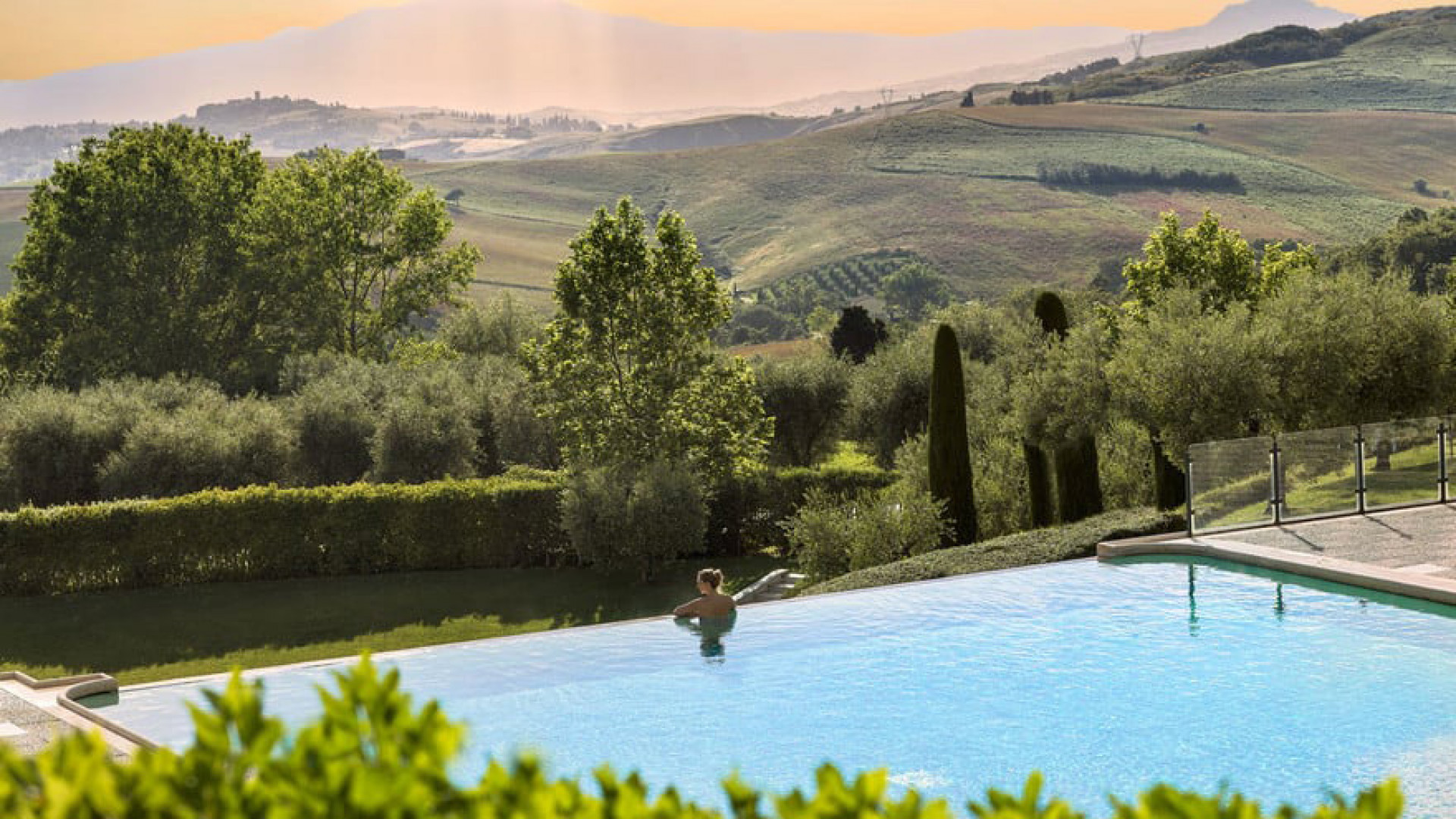 World's Most Awesome Swimming Pools: Fonteverde Tuscan Resort & Spa Tuscany