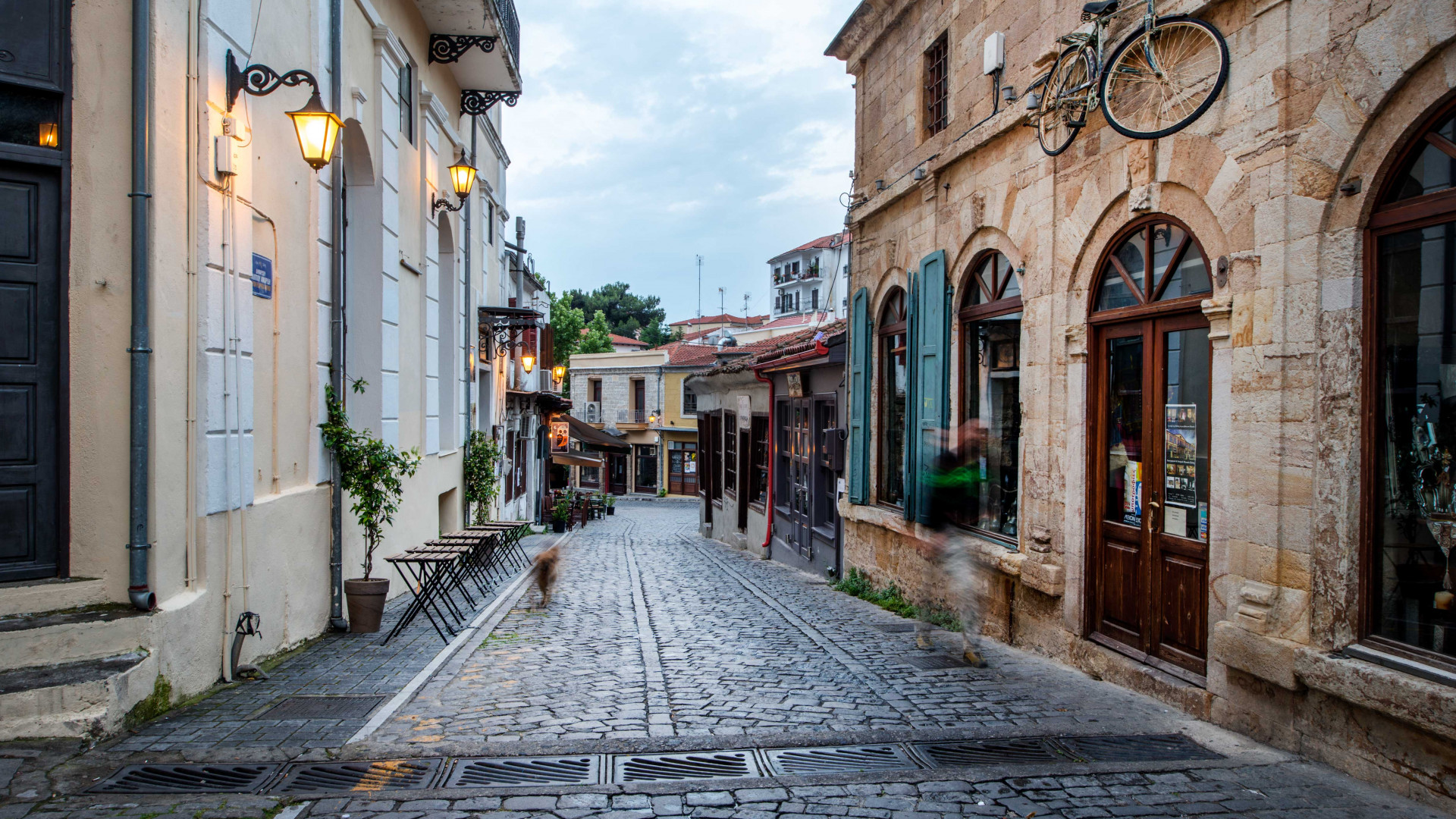 Thrace, Greece | The town centre at Xanthi