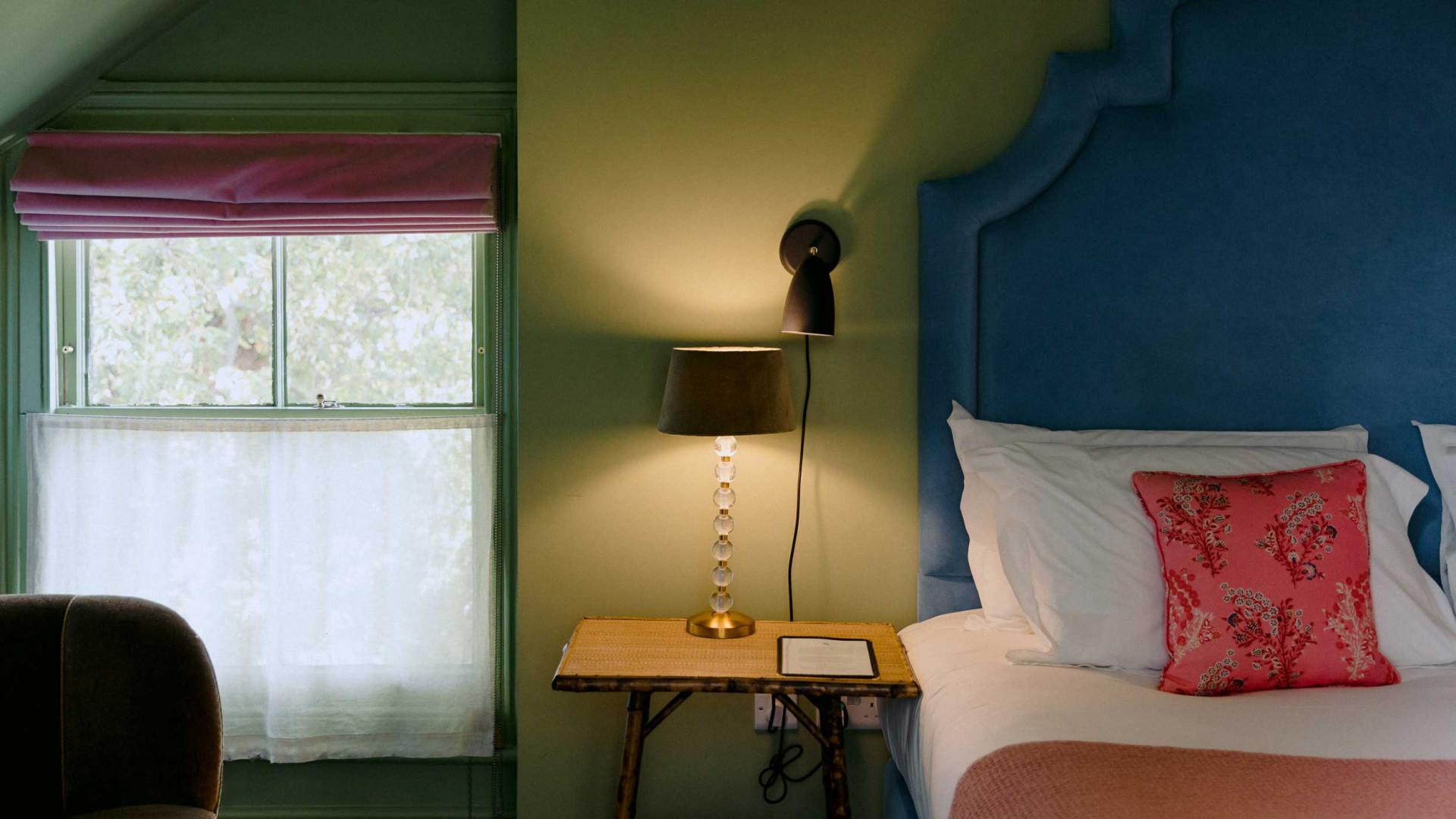 The Rose Deal review: velvet-adorned guestrooms