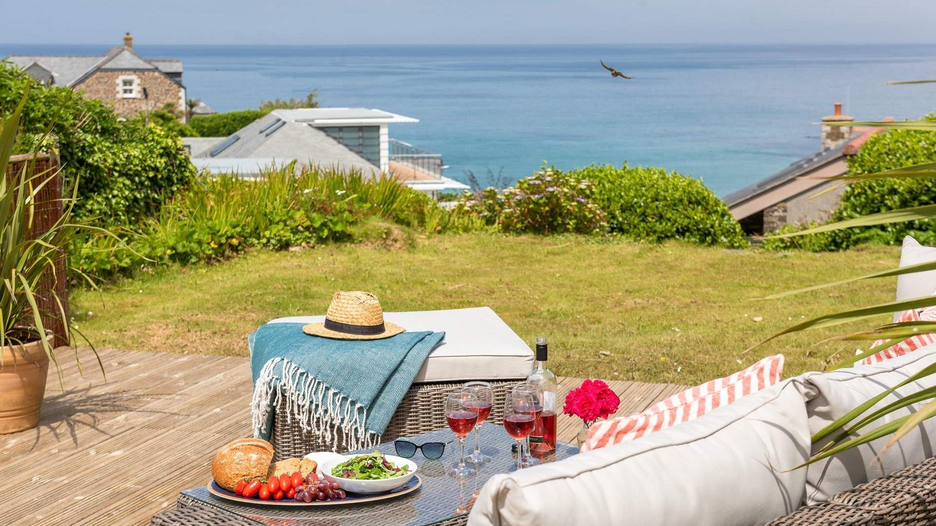 Cornish cottages by the sea: Goofyfoot