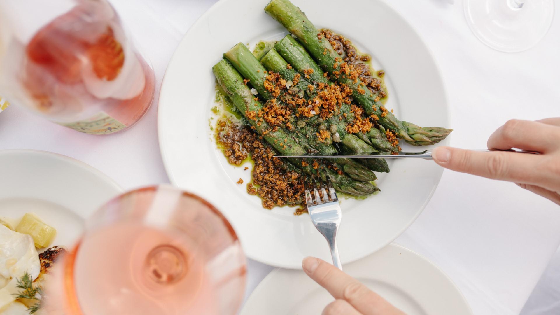 Mediterranean-inspired cooking at Barletta