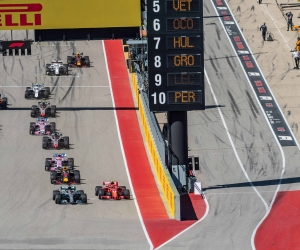 F1 in Austin, Texas