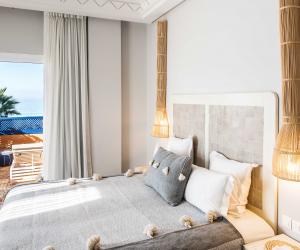 Rooms at Paradis Plage, Agadir, Morocco