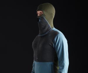 Aclima WarmWool Hooded Sweater