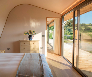Cynefin Retreats   Luxury eco pods. Alex Treadway