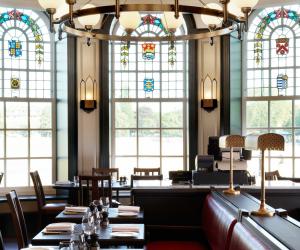 Best restaurants near London: Parkers Tavern, University Arms, Cambridge