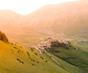 Umbria, Italy: Castellucio di Norcia