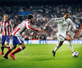 Madrid football