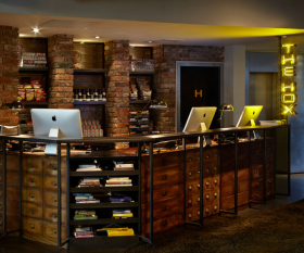 hoxton hotel in Shoreditch