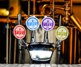 Pipes brewery