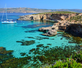 Malta in the summer