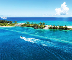 Islands in the Bahamas