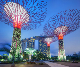 Gardens in the Bay, Singapore