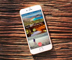 LuckTrip travel app